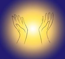 Brennan Healing Science, Healing Hands, Hands of Light